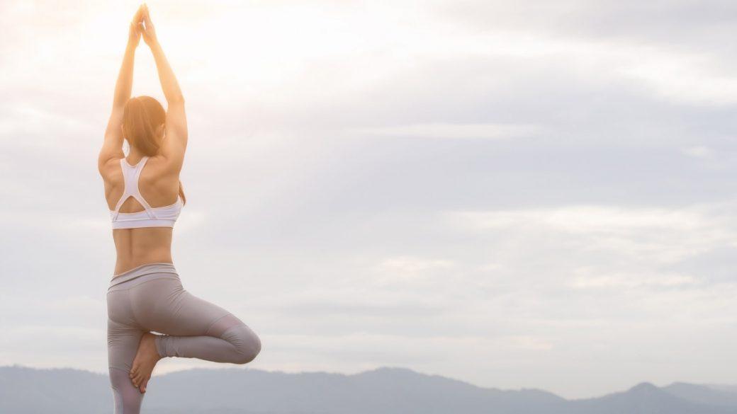 yoga, bien être, pratique