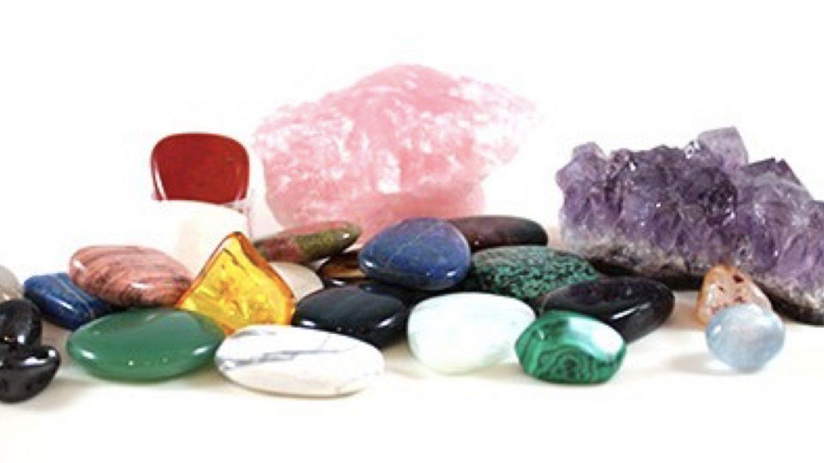 pierres, cristaux et lithothérapie