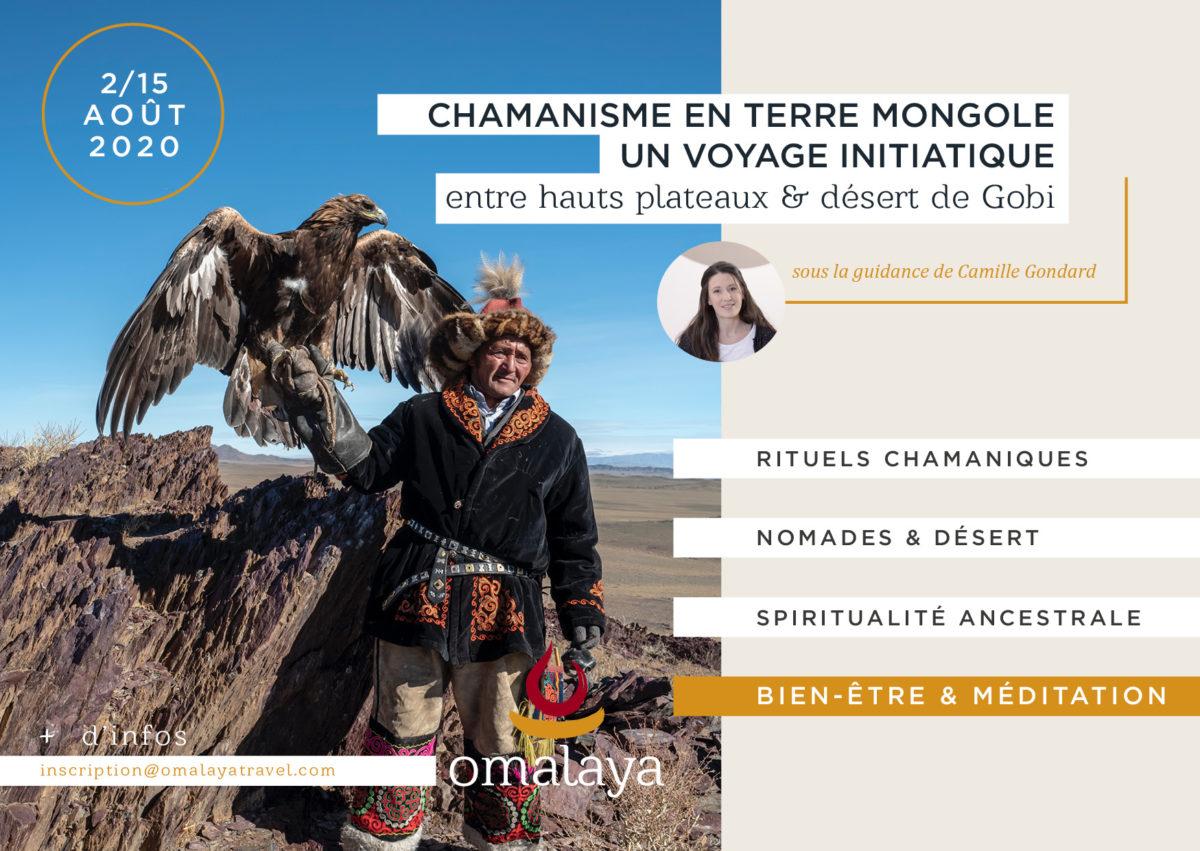Voyage désert Gobi 2020 Mongolie